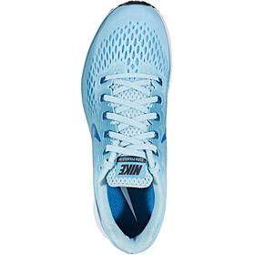 Nike Air Zoom Pegasus 34 Löparskor Dam blå
